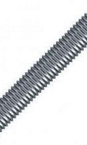 Barra roscada aço inox 304