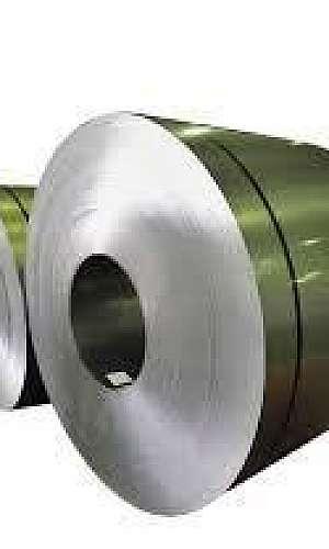 Bobina de chapa de aço carbono