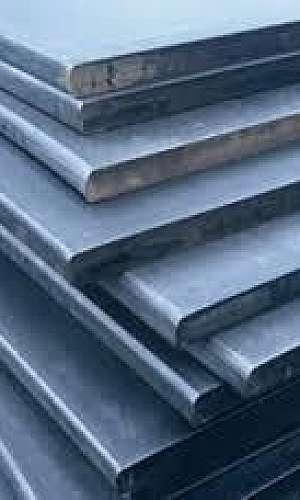 Chapa de aço carbono preço