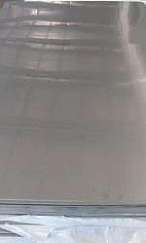 Chapa de Aço Inox