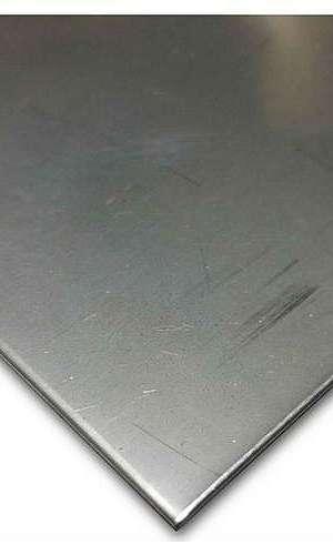 Chapa de ferro galvanizado 2mm