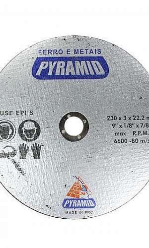 Disco diamantado 7 polegadas
