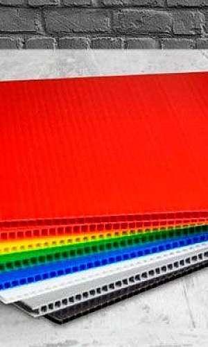 Empresa de chapa de plástico corrugado
