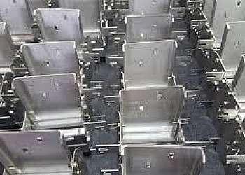 Empresa de chapas de aço