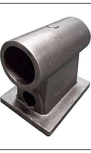 Empresa de fundição de ferro e aço