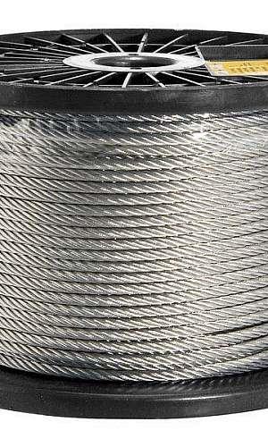 fábrica de cabo de aço inox