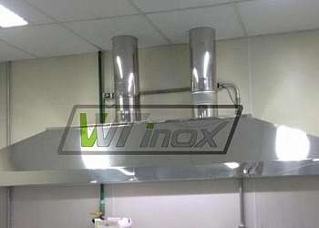Fábrica inox