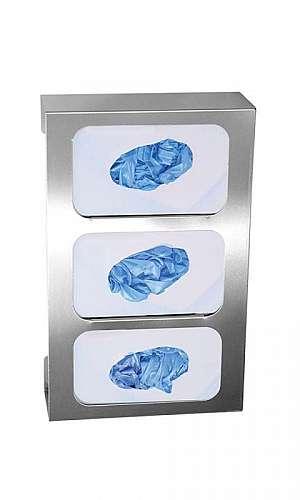 Fábrica de dispenser de luva em inox