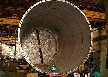 Fábrica de aço inox