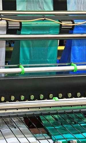 Fábrica sacolas
