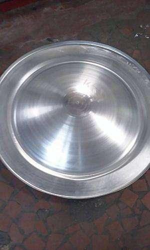 Fabricante de repuxo de aço inox