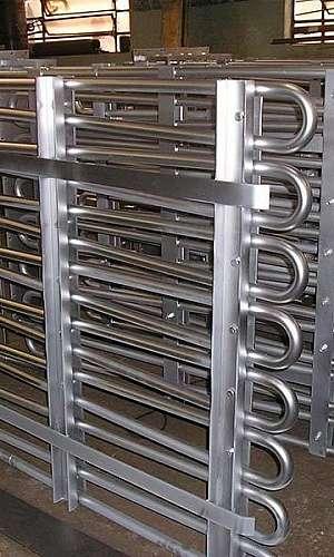 Fabricante de serpentina de inox
