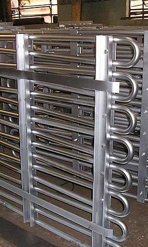 Fabricante de serpentina em aço inox