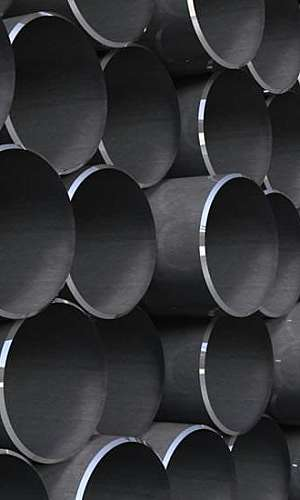 Fornecedores de tubos de aço carbono