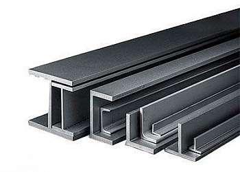 Perfis de aço estrutural