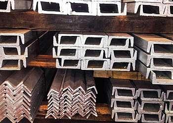 Perfis de aço galvanizado