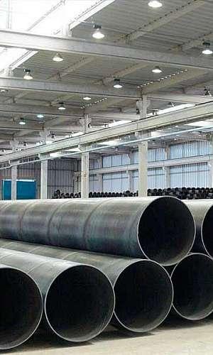 Preço de tubo de aço