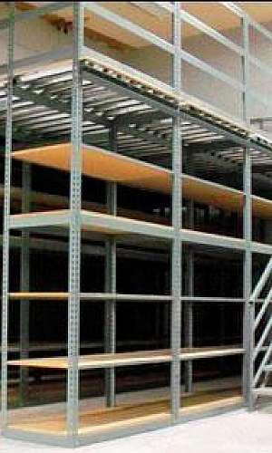 Rack galvanizado