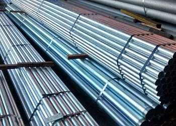 Aço carbono galvanizado