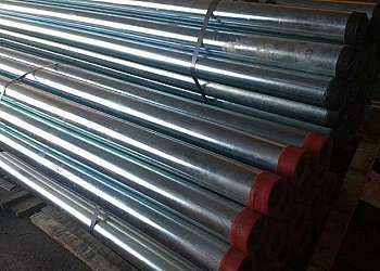 Tubo de aço galvanizado 2 polegadas