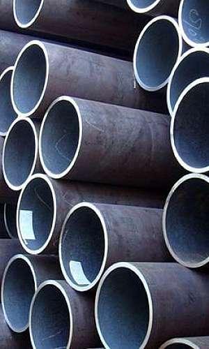 Tubos de aço sem costura