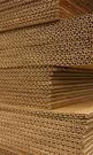 Venda de chapa de papelão